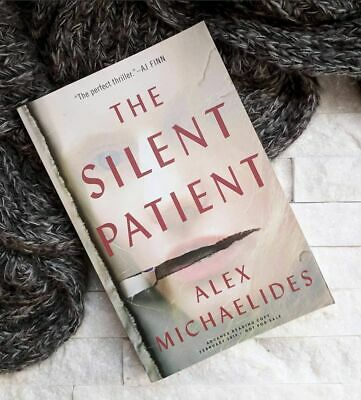 HOT - The Silent Patient - Hardcover