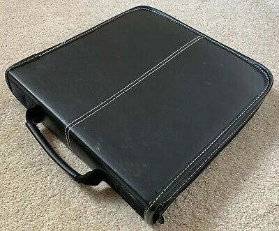 128 Cd Carry Case With Childrens Films Dvd Job Lot Disney Horrible Histories