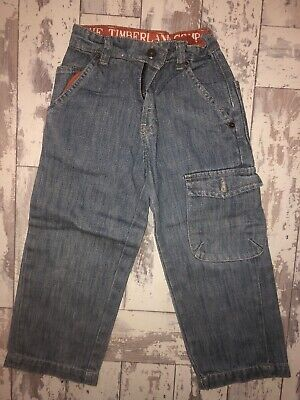 Boys Tomberland Jeans Aged 4 Years