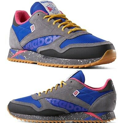 Reebok Classic Leather Ripple Altered Alter the Icon Sneakers Men's Comfy Shoes