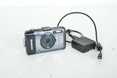 Olympus Tough TG-1 Digital Camera 12MP Weather, Dust, Water-proof Tested Working
