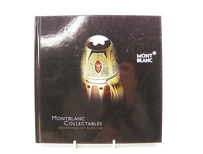 Vintage book Montblanc Collectables Creations of Passion Collectors Guide