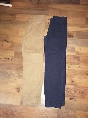 Boys cargo trousers GAP. Age 12-13 years