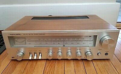 Vintage Realistic STA-64 AM/FM Stereo Receiver Excellent Condition