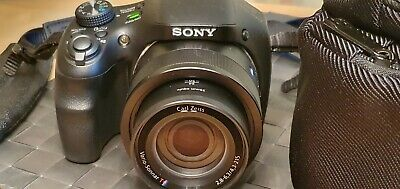 Sony Cyber-shot DSC-HX400V 20.4 MP Digitalkamera - Schwarz