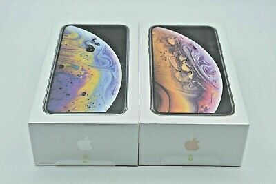 New Factory Sealed iPhone XS 64GB (Verizon) Color Choices & Fully Paid Off IMEI!