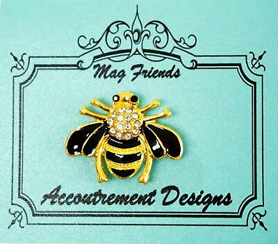 *NEW* BUMBLE BEE Magnet Needle Holder for Needlepoint by Accountrement Designs
