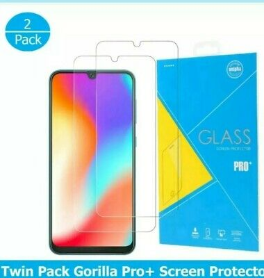 Screen Protector For Samsung Galaxy A20e- Tempered Glass 100% Genuine
