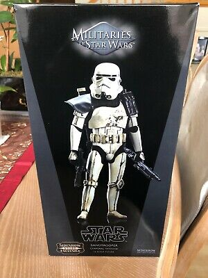 "Sideshow Star Wars Corporal Sandtrooper MISB Store Exclusive 12"" 1/6 #213883"