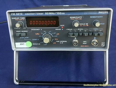 Counter/Timer PHILIPS PM 6612