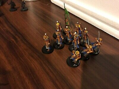 lord of the rings miniatures Wood Elves