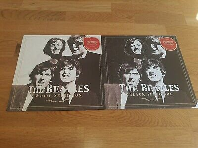 The Beatles-Black  & White Selection- 2 X Lp.nuevos!!!