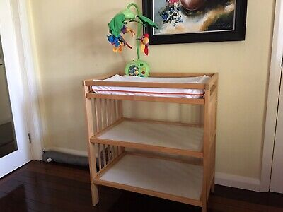 As New Baby Change Table Dual Shelves, Gulliver IKEA plus Extras