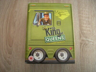 ** Dvd **   The King Of Queens The Entire Package ( Staffel 1 - 9 ) Komplettbox