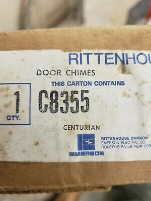 Rittenhouse Door Chime (untested) New Old Stock