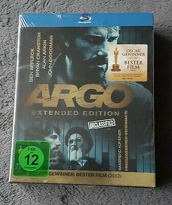 Argo NEU!! (Blu-ray, Extended Cut, Collector´s Edition, Ultimate Edition)
