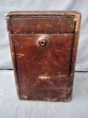 19Th Century Carriage Clock Case Only