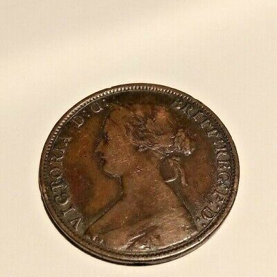 1861  Nova Scotia  1  Cent    Km.8.1  Large Rosebud