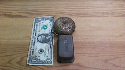 Door Bell Vintage - Great Patina - As found- Untested