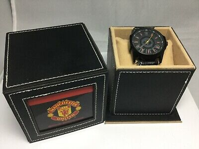 Manchester United Official Merchandise Watch Working With Tags