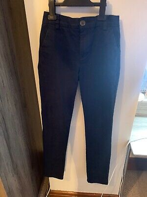 Boys Next Chino Trousers  Age 12 Slim Fit