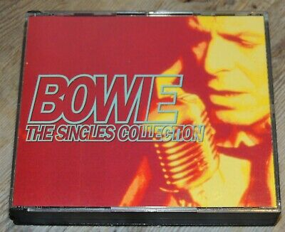 David Bowie - The Singles Collection.  1993 Fatbox Double CD