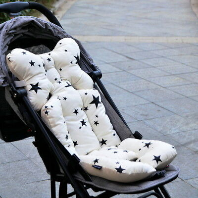 Universal Baby Kids Stroller Cushion Star Soft Thick Pram Car Seat Chair Mat