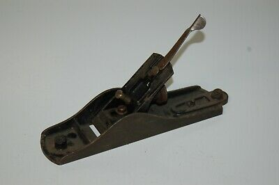 "Vintage #3 Size Wood Working Hand Plane 9 1/4"" x 2 1/8"" r.79"