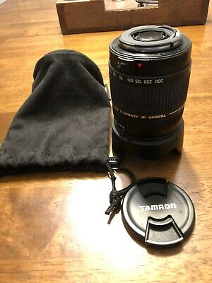 TAMRON AF 28-300mm F3.5-6.3 XR LD IF Macro Lens A06 for Nikon From Japan Exc++