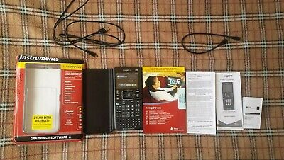 Texas Instruments TI-Nspire CX CAS Graphing Calculator + Student Software + USB