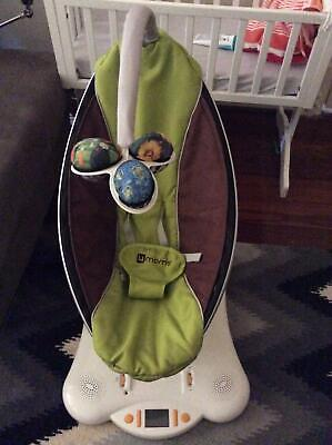 4Mom Mamaroo Baby Bouncer Swing