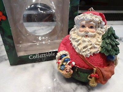 Walco SANTA/'S BOOTS Red Crystal Vintage Sequin Bead Christmas Ornament Kit NOS