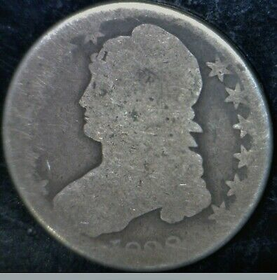 1828 Capped Bust Half Dollar Silver Coin NICE Early Coins Lot #3     NR