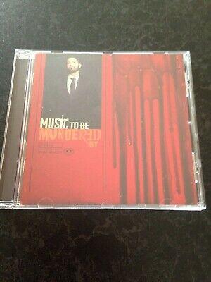 Eminem - Music To Be Murdered By Cd---new