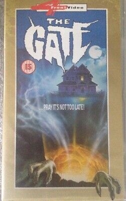 VHS Video - The Gate  - Horror