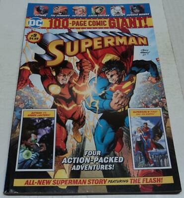 SOLD OUT! DC Comics FLASH #7 WALMART EXCLUSIVE 100 Page GIANT