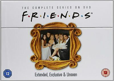 Friends : The Complete Collection (40 Disc DVD Box Set) Series 1  - 10