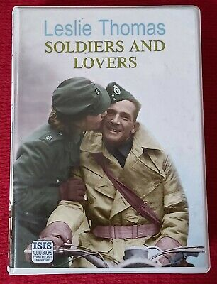 Soldiers & Lovers by Leslie Thomas Audio Cassette Tapes COMPLETE SET