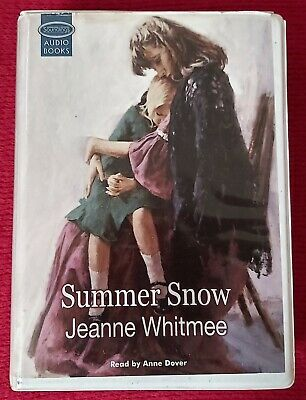 Summer Snow by Jeanne Whitmee Audio Cassette Tapes COMPLETE SET