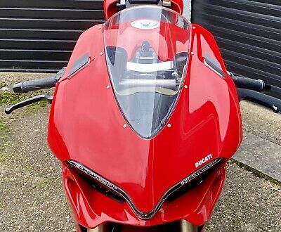 Ducati 959/1299 Panigale Mirror Block Off Front LED Turn Signals New Rage Cycles