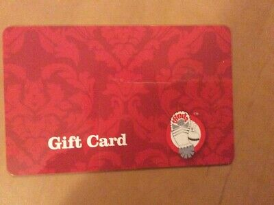 Treds gift card worth £77 , on offer for less.