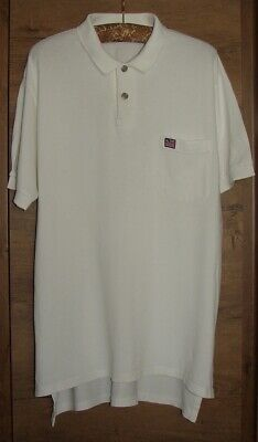 Genuine POLO JEANS by RALPH LAUREN Men's T-Shirt, Size L/G, Colour White