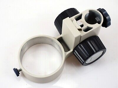 Nikon Stereo Microscope focusing unit for SMZ-1 and 10 opening 76mm diam.