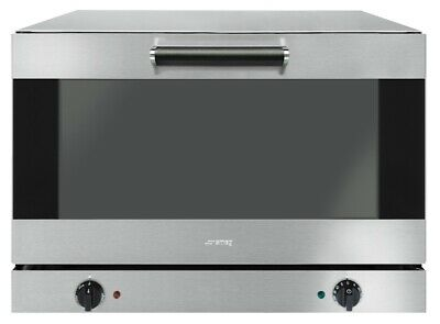 Commercial Oven - Smeg Convection 4 Tray Oven, 18 moths old excellent con.