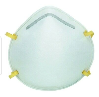 N95 Mask NIOSH Approved Particle Respirator Mask (2pcs) Western Safety Fast Ship