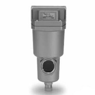 H● SMC AFF8C-03  Main Line Filter Solid/Oil Separation New 1PC.