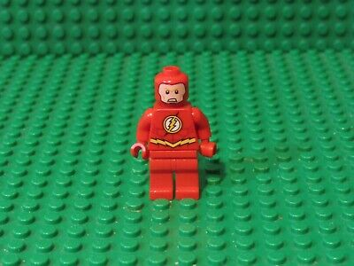LEGO DC Super Heroes Justice League FLASH Minifigure minifig NH1