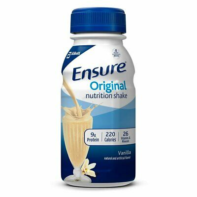 Ensure® Original Therapeutic Nutrition (Formerly Immune Health) (Vanilla)...