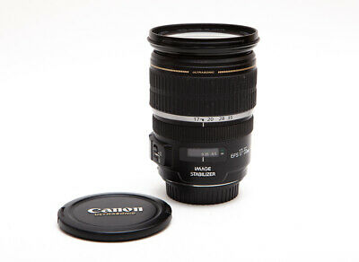Canon EF-S 17-55mm 17-55 f/2.8 f2.8 IS USM - Pro Workhorse!