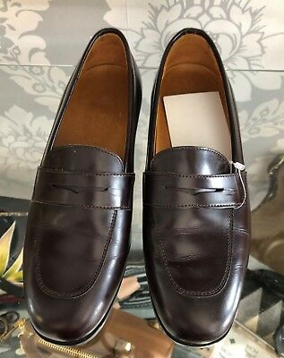 TOD'S Brown Loafers Sz 36.5